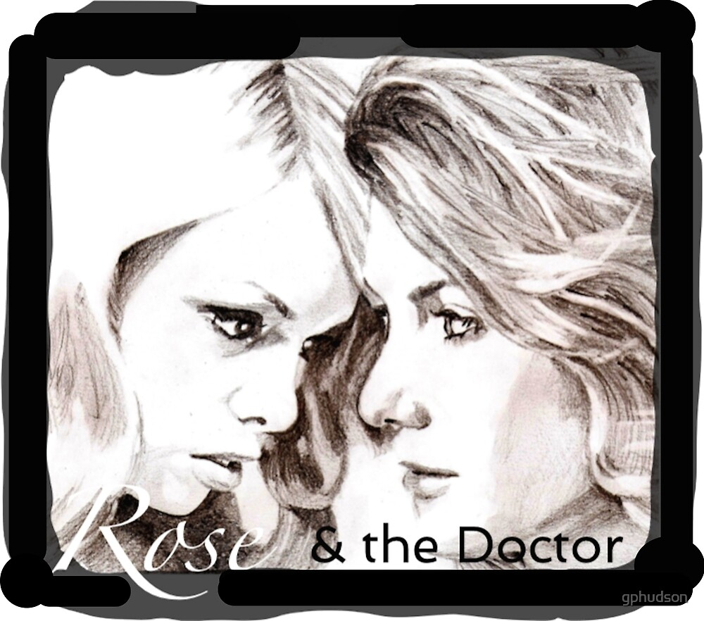 Rose & the Doctor by gphudson