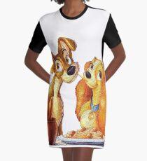 lilli - lady -love Graphic T-Shirt Dress