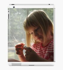 A Childs Curiosity iPad Case/Skin