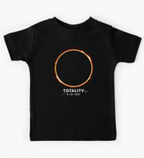 Total Solar Eclipse 2017: Totality 8-21-17 Kids Clothes