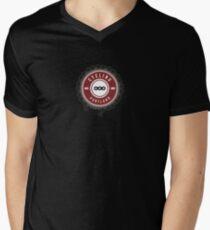 Cycling Portland Logo Men's V-Neck T-Shirt