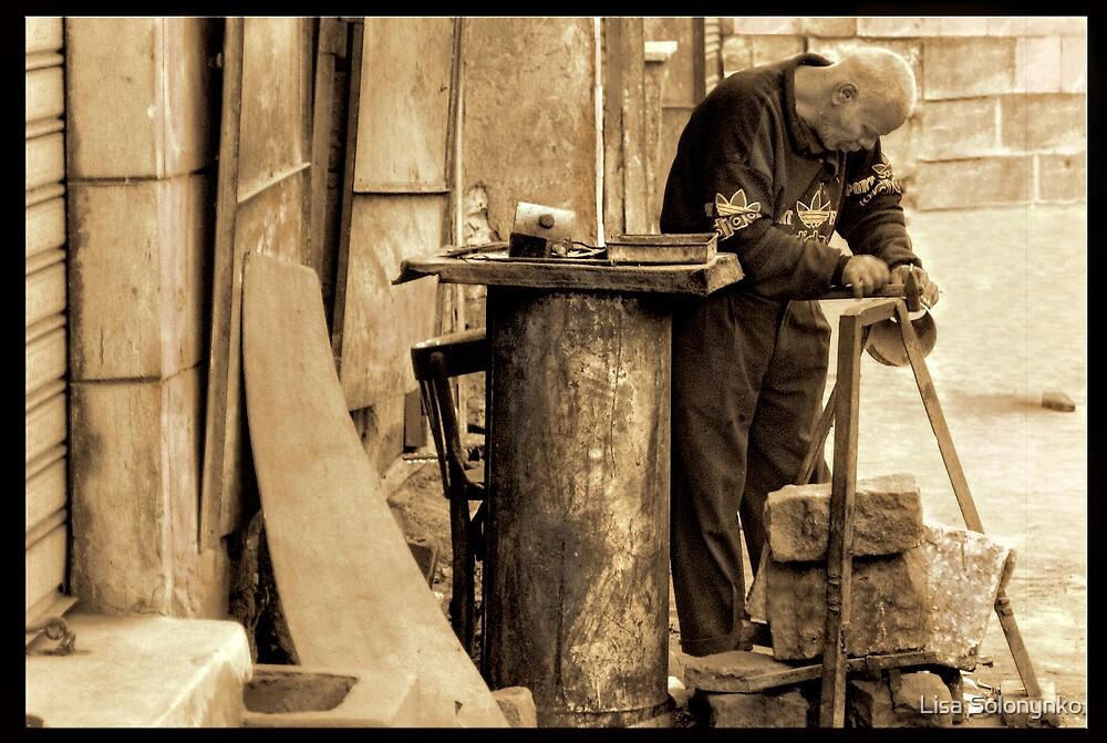 Cairo Craftsman by Lisa Solonynko
