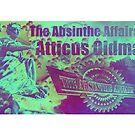 Absinthe Affair - Auld Aether Reekie by Wullie Steele