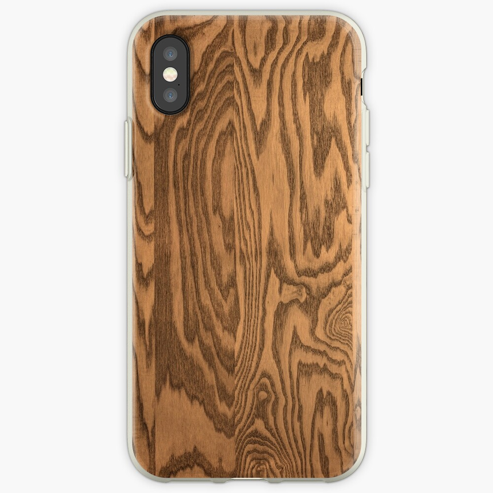 Wood 4 iPhone Case & Cover