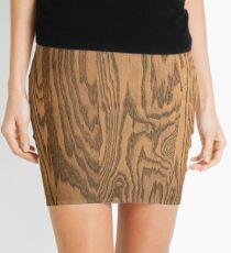 Holz 4 Minirock