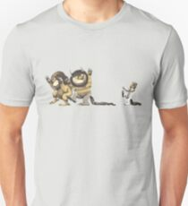 Where the wild things are, monsters, where the monsters live T-Shirt