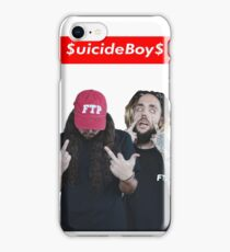 SuicideBoys Cover iPhone Case/Skin