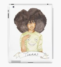 Tia | Black Princesses iPad Case/Skin