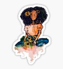 Abeba 3  Sticker