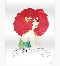 Aria | Black Princess Series Poster