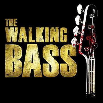The Walking Bass by spirituart
