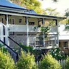 Queenslander Style House by Kim Austin