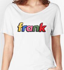 Frank Ocean Type Women's Relaxed Fit T-Shirt