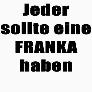 Franka T-Shirt German by Juni