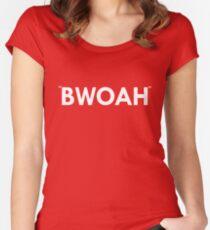 BWOAH (Raikkonen) Women's Fitted Scoop T-Shirt