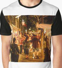 Night Markets Graphic T-Shirt