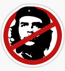 No Che Guevara Sticker