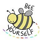 Bee Yourself by Rayne Karfonta