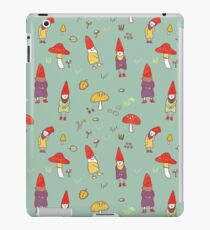 Gnome garden iPad Case/Skin