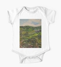 Green Countryside Kids Clothes