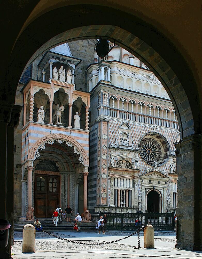 Bergamo, Italy by William Mason