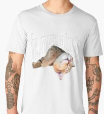 Sleepy cat Men's Premium T-Shirt