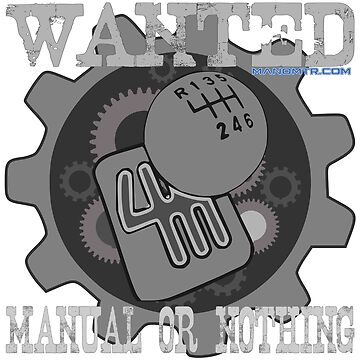 wanted manual or nothing (gearbox) by manomtr