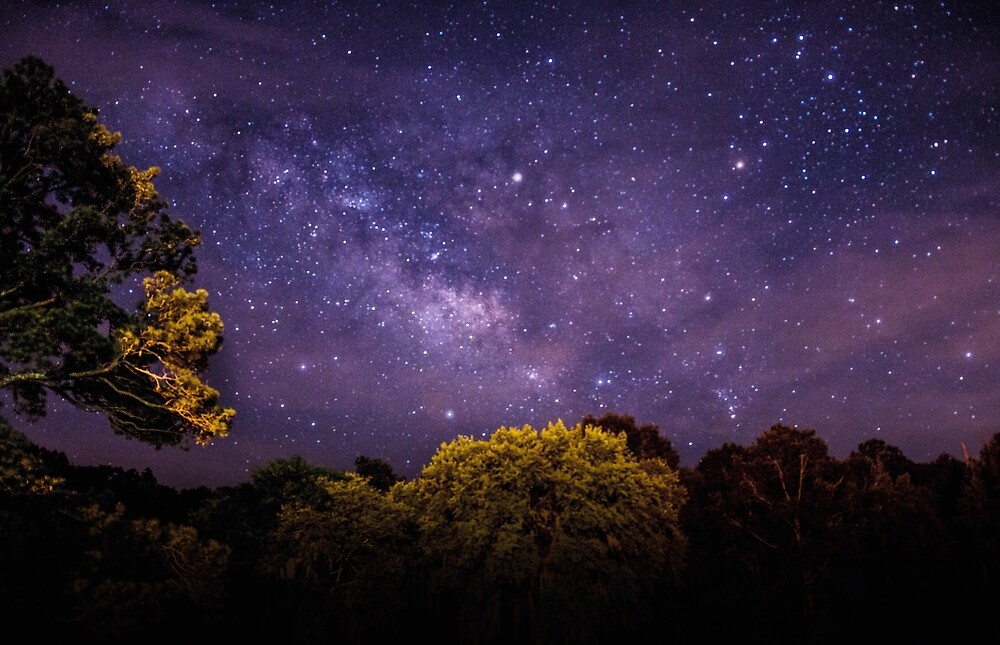 Milky Way by Kelsey Smith