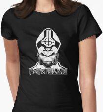 Papa Eddie Womens Fitted T-Shirt