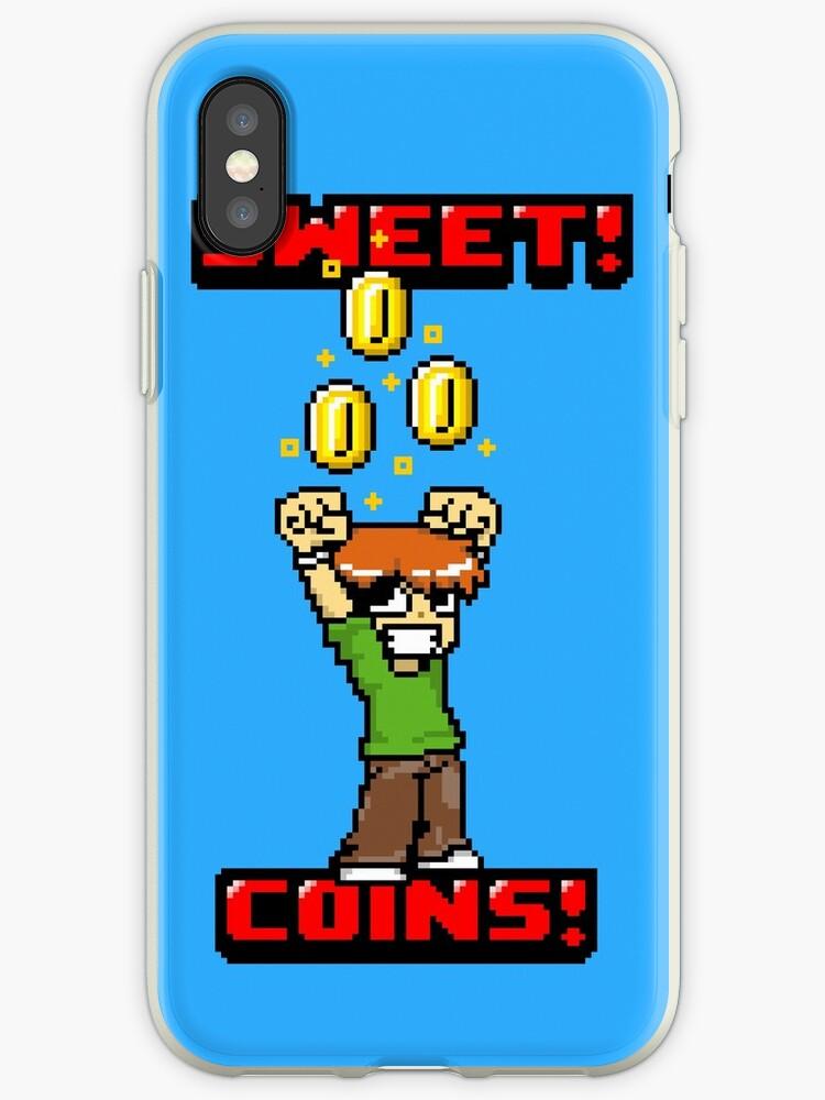 Sweet! Scott Pilgrim! Coins! by Rilly579