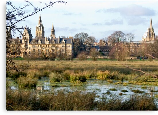 Christ Church Oxford by Eugene Francis Cummings