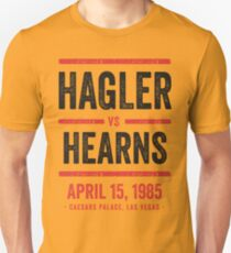 Hagler vs Hearns T-Shirt