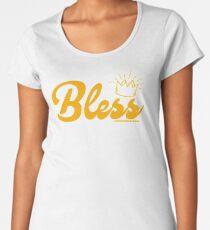 Abnormallyadam: Bless Women's Premium T-Shirt