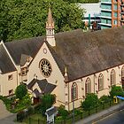The Church of Our Lord, Victoria, BC, Canada by Gerda Grice