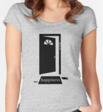 Matchbox 20 3AM - Happiness Women's Fitted Scoop T-Shirt