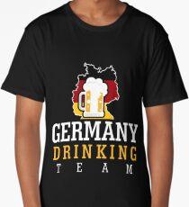 Germany Drinking Team Long T-Shirt