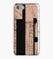 Flatbush 1873 iPhone Case/Skin