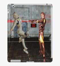 Robot Wars iPad Case/Skin