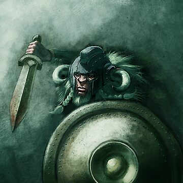 Viking by StudioColrouphobia