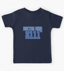 Doctor Who 13 Kids Clothes