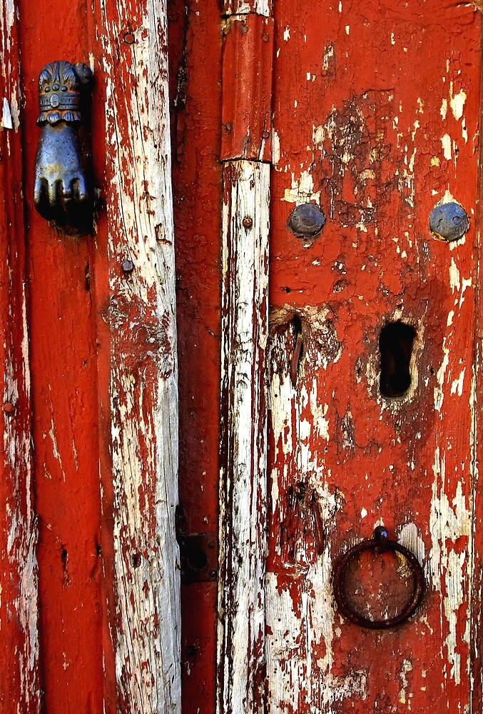 Red Door by JBrett
