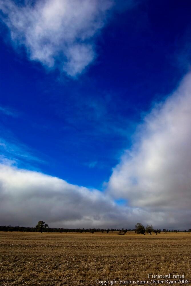 Wimmera Big Sky by FuriousEnnui