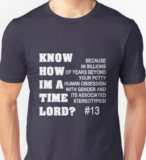 #13 - TimeLords Unisex T-Shirt