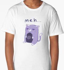 'meh' Cat Long T-Shirt