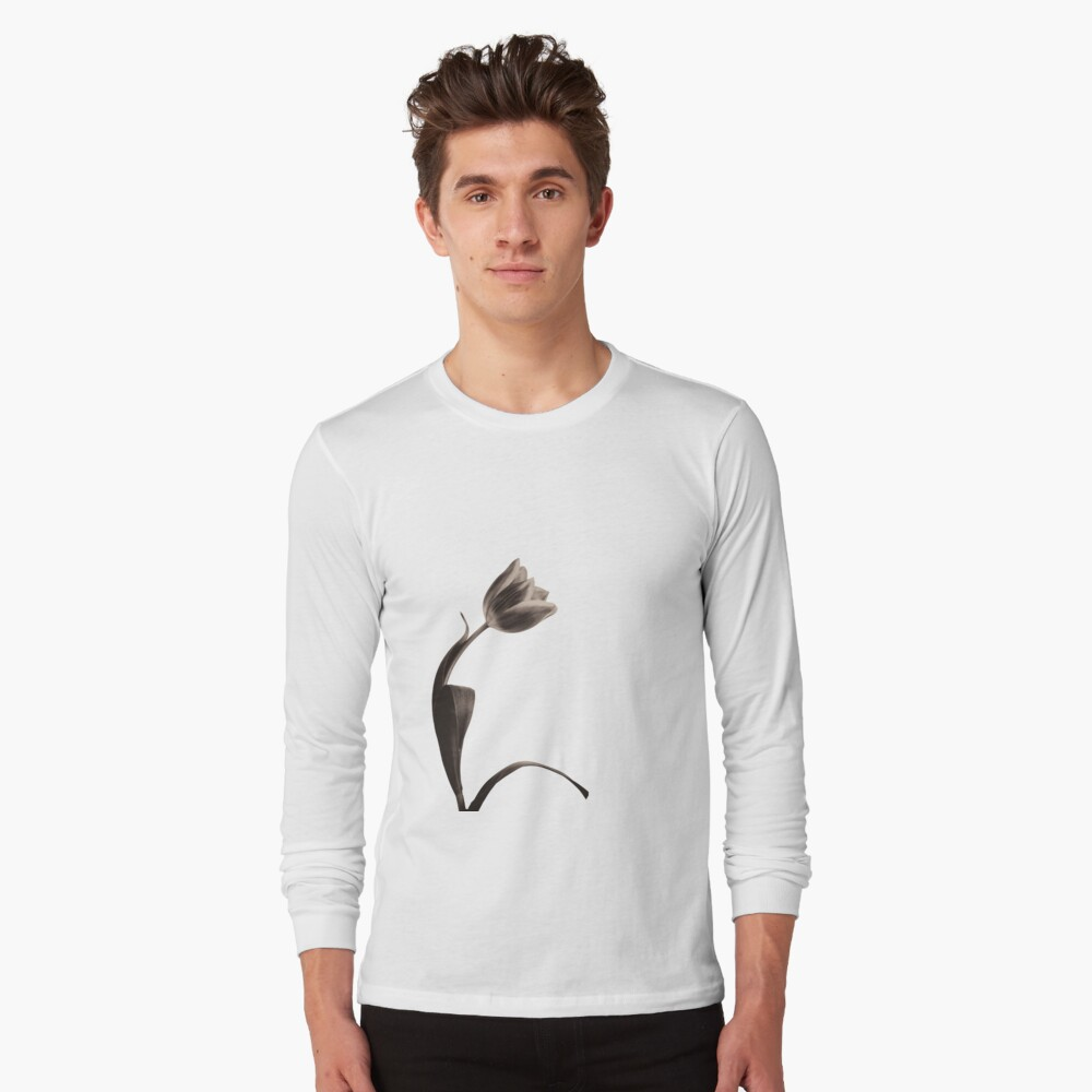 Antique Tulip Long Sleeve T-Shirt