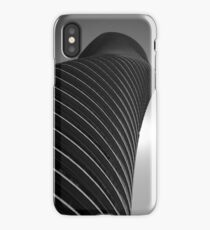 Absolute World Towers Blocking The Sun iPhone Case/Skin
