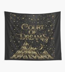 Court of Dreams ACOMAF Wall Tapestry