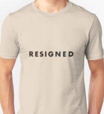 Resigned - The Prisoner T-Shirt