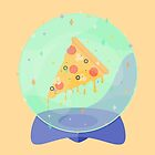 The Future is Pizza by badOdds