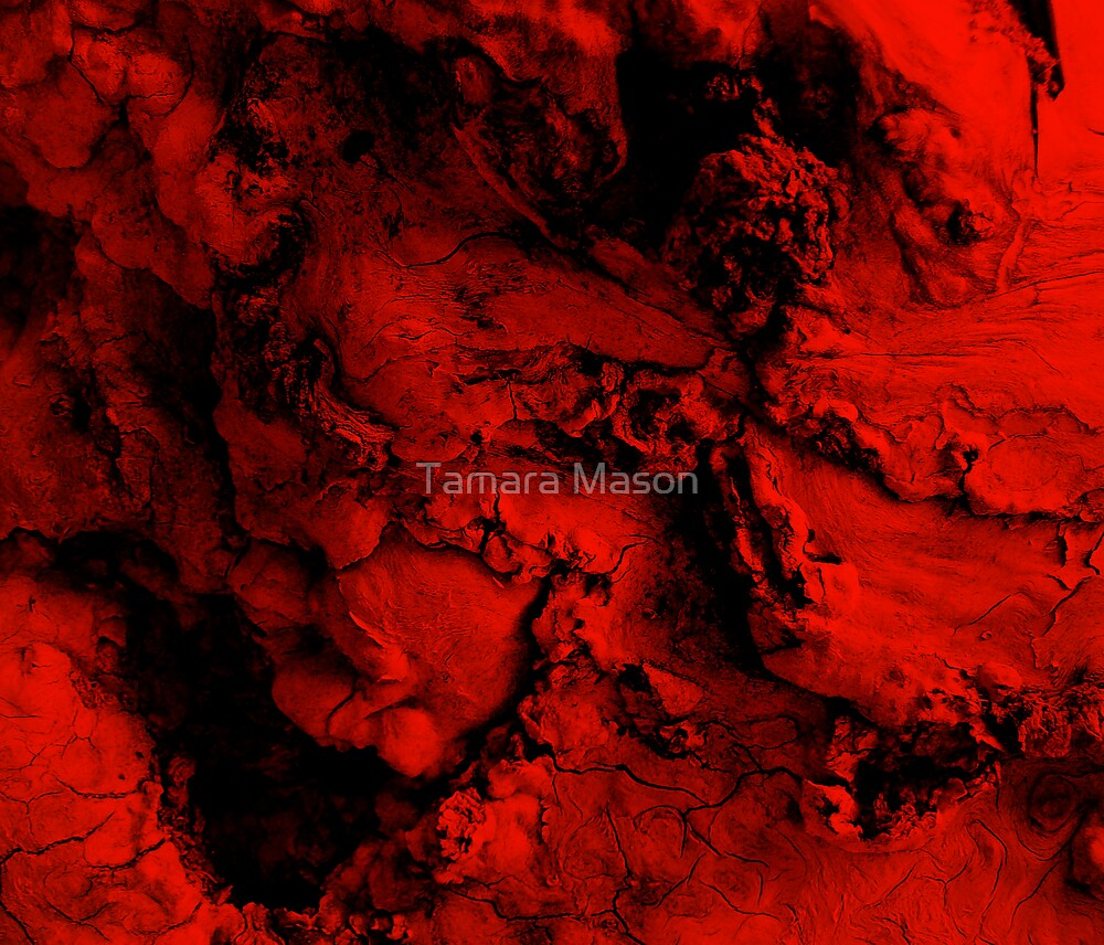 RED by Tamara Mason